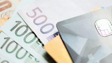 foto van briefgeld, bonus