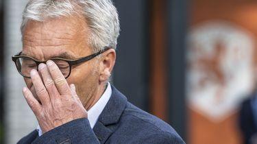 Cambuur-erevoorzitter Smid haalt uit: Eric Gudde is een soort autist