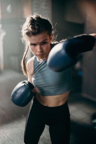 calorieën afvallen kickboksen