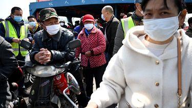 Voor het eerst geen nieuwe besmettingen gemeld in Wuhan