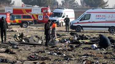 Getroffen landen overleggen na ramp over stappen tegen Iran