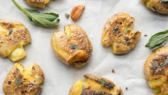 Perfect gebakken aardappelen