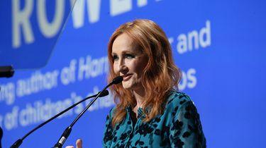 foto van J.K. Rowling