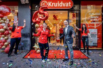 foto van nieuwe Kruidvatwinkel Roermond