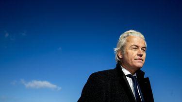 Geert Wilders bekogeld met ei