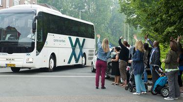 Een kwart van de Nederlandse middelbare scholen wijzigt bestemming buitenlandreis door angst voor aanslagen. Foto: ANP