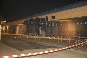 Explosie supermarkt
