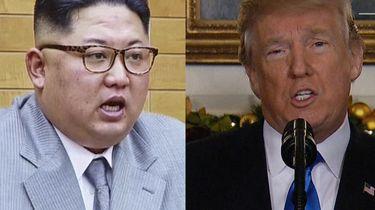 9 maart - Donald Trump uitgenodigd door Kim Jong-un