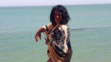 De Rotterdamse zit vast in de Sahara met uitzicht op zee