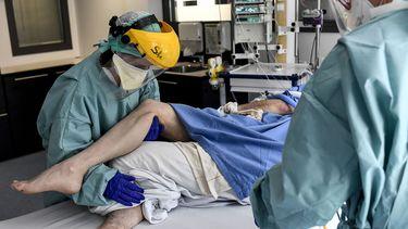 intensive care IC corona IC's