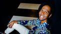 Een foto van Jeangu Macrooy die voor Nederland aan het Songfestival meedoet