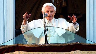 Afgetreden paus spreekt zich uit tegen homohuwelijk