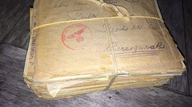 Eigenaar gevonden oorlogsbrieven terecht