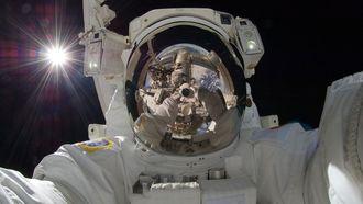 astronaut esa ruimtevaart