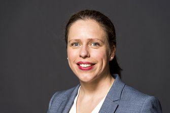 Portret van Carola Schouten, voormalig Tweedekamerlid. Foto: ANP | Lex van Lieshout