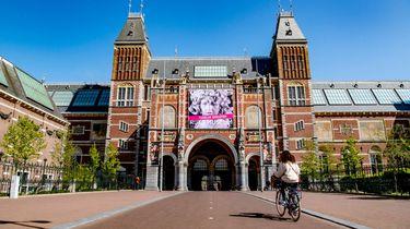 Het Rijksmuseum in Amsterdam