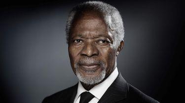 Oud-VN-topman Kofi Annan (80) overleden