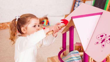 Minister: Weg met het seksistische speelgoed