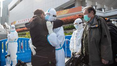 In China is piek corona-epidemie voorbij