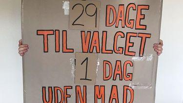 19-jarige Deen in hongerstaking voor klimaat