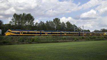 foto van trein