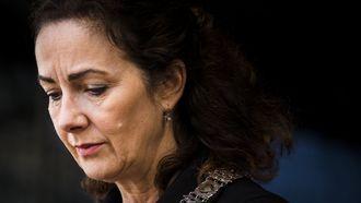 Halsema: 'Voor mijn zoon is dit afschuwelijk'