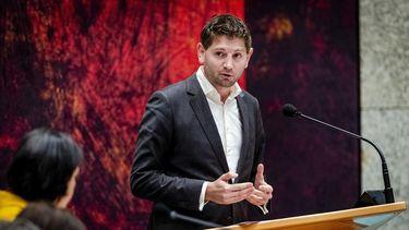 Jan Paternotte pleit bij Op1 voor openbaarheid over gevaccineerde werknemers