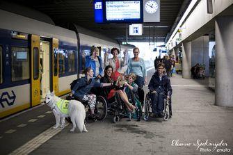 Assistentie rolstoelers straks op elk station