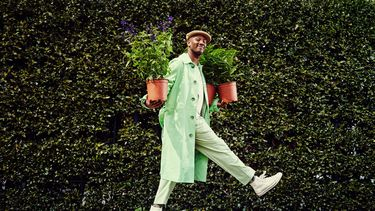 Groenburgemeester Amsterdam Dio rapper 1