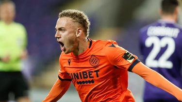 Noa Lang is in opspraak geraakt nadat hij antisemitische leuzen zou hebben geroepen tijdens het kampioensfeest van Club Brugge