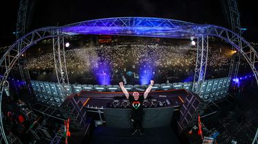 DJ Hardwell is inspired by India
