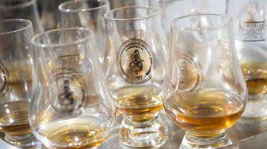 Voor werk door Schotland reizen en whisky proeven? / AFP