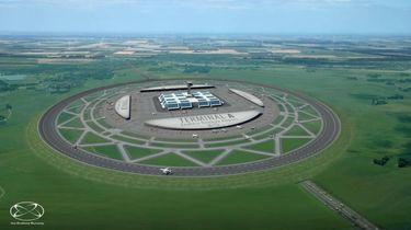 Is dit de landingsbaan van de toekomst?