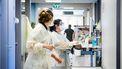 Foto van zorgpersoneel