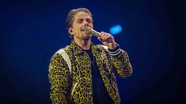 André Hazes gooit hoge ogen met emotioneel lied op Vlaamse tv