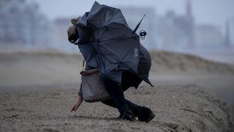 foto van storm