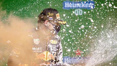 Max Verstappen wint Dutch Grand Prinx