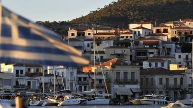 Foto van het Griekse eiland Poros