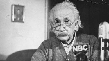 Brief Einstein aan loopjongen geveild voor miljoen