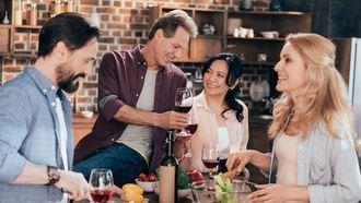 Eten aan tafel? Graag samen en zonder telefoon!