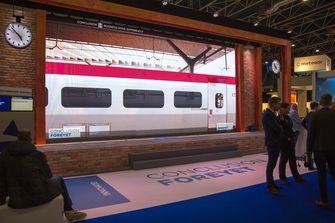 RailTech toont fascinerende wereld spoorwegindustrie in de Jaarbeurs. Foto: Tim van der Steen