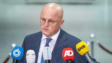 Minister Grapperhaus