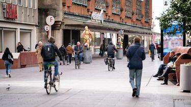 Drukte op straat neemt toe, maar regels worden goed nageleefd