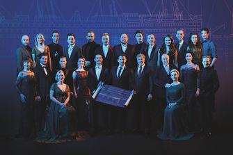 cast musical Titanic