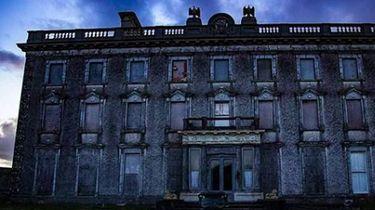 Het engste spookhuis van Ierland staat te koop