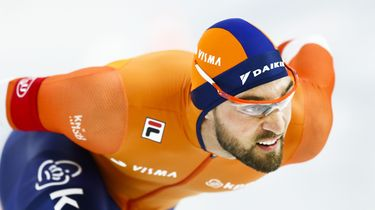 YES! Kjeld Nuis rijdt opnieuw een wereldrecord