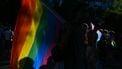 Homorechten vlag homotherapie