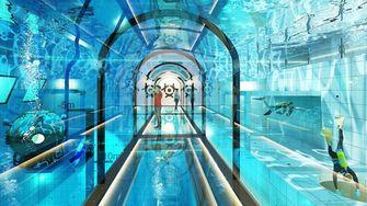 Diepste zwembad ter wereld