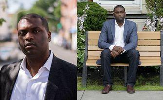 Links: Mondaire Jones, Rechts: Ritchie Torres