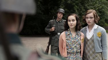 Anne Frank film Hannah Goslar